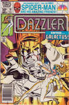 Cover for Dazzler (Marvel, 1981 series) #10 [Newsstand]