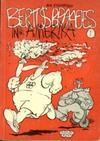 Cover for Bertus Braafjes in Amerika (Espee, 1984 series) #1