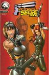 Cover for Victoria's Secret Service (Alias, 2005 series) #1 [Cover C]