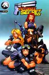 Cover for Victoria's Secret Service (Alias, 2005 series) #1 [Cover B]