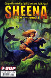 Cover for Sheena: Queen of the Jungle (Devil's Due Publishing, 2007 series) #3 [Cover A Alex  Horley]