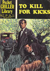 Cover for Pocket Chiller Library (Thorpe & Porter, 1971 series) #11