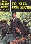 Cover for Pocket Chiller Library (Thorpe & Porter, 1971 series) #11
