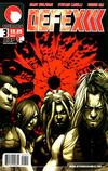 Cover for Defex (Devil's Due Publishing, 2004 series) #3