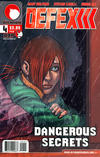 Cover for Defex (Devil's Due Publishing, 2004 series) #4