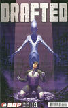 Cover for Drafted (Devil's Due Publishing, 2007 series) #9