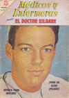 Cover for Médicos y Enfermeras (Editorial Novaro, 1963 series) #22