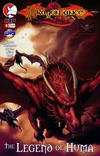 Cover for Dragonlance: The Legend of Huma (Devil's Due Publishing, 2004 series) #4