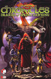 Cover for Dragonlance: Chronicles Vol. III (Devil's Due Publishing, 2007 series) #1