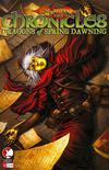 Cover for Dragonlance: Chronicles Vol. III (Devil's Due Publishing, 2007 series) #2
