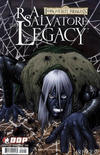 Cover for Forgotten Realms: The Legacy (Devil's Due Publishing, 2008 series) #1