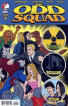 Cover for Odd Squad (Devil's Due Publishing, 2008 series) #3