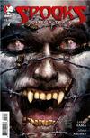 Cover for Spooks: Omega Team (Devil's Due Publishing, 2008 series) #2