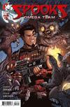 Cover for Spooks: Omega Team (Devil's Due Publishing, 2008 series) #3