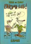 Cover for Pardon lul! (Espee, 1984 series)