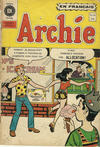 Cover for Archie (Editions Héritage, 1971 series) #18
