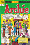 Cover for Archie (Editions Héritage, 1971 series) #156