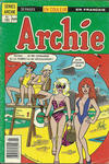 Cover for Archie (Editions Héritage, 1971 series) #191