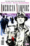 Cover for American Vampire (DC, 2010 series) #8