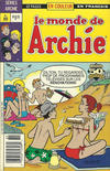 Cover for Le Monde de Archie (Editions Héritage, 1979 series) #89
