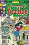 Cover for Le Monde de Archie (Editions Héritage, 1979 series) #90