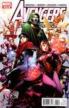 Cover for Avengers: The Children's Crusade (Marvel, 2010 series) #4
