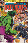 Cover for The Defenders (Marvel, 1972 series) #84 [Direct]
