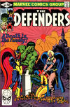 Cover for The Defenders (Marvel, 1972 series) #89 [Direct]