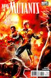 Cover for New Mutants (Marvel, 2009 series) #20