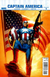 Cover for Ultimate Captain America (Marvel, 2011 series) #1