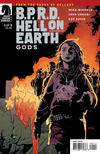Cover Thumbnail for B.P.R.D. Hell on Earth: Gods (2011 series) #1 [Ryan Sook variant cover]