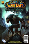 Cover for World of Warcraft: Curse of the Worgen (DC, 2011 series) #1