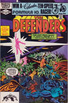 Cover for The Defenders (Marvel, 1972 series) #104 [Direct]