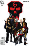 Cover for Secret Six (DC, 2008 series) #29