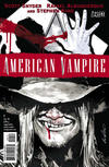 Cover for American Vampire (DC, 2010 series) #2 [2nd Printing]