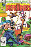Cover for The Defenders (Marvel, 1972 series) #115 [Direct]
