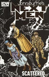 Cover Thumbnail for John Byrne's Next Men (2010 series) #2 [Regular Cover]