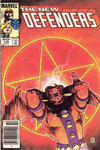 Cover for The Defenders (Marvel, 1972 series) #136 [Newsstand]