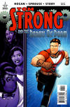 Cover for Tom Strong and the Robots of Doom (DC, 2010 series) #6