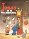 Cover for Jonas in de Wonderwinkel (Den Gulden Engel, 1987 series)