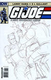 Cover for G.I. Joe: A Real American Hero (IDW, 2010 series) #161 [Cover RI]