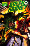 Cover Thumbnail for Green Hornet (2010 series) #9 [Greg Horn Cover]