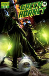 Cover for Green Hornet (Dynamite Entertainment, 2010 series) #11 [Jonathan Lau Cover]