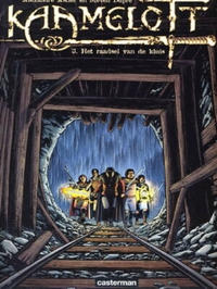 Cover Thumbnail for Kaamelott (Casterman, 2006 series) #3