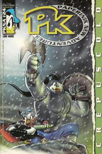 Cover Thumbnail for Pk Paperinik New Adventures (The Walt Disney Company Italia, 1996 series) #24