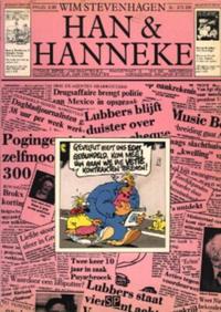 Cover Thumbnail for Han & Hanneke (Espee, 1985 series)