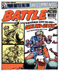 Cover Thumbnail for Battle Picture Weekly (IPC, 1975 series) #10 April 1976 [58]
