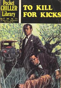 Cover Thumbnail for Pocket Chiller Library (Thorpe & Porter, 1971 series) #11