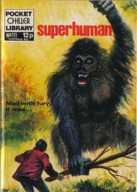 Cover Thumbnail for Pocket Chiller Library (Thorpe & Porter, 1971 series) #111