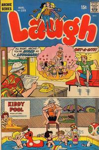 Cover Thumbnail for Laugh Comics (Archie, 1946 series) #221